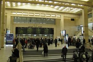 De lokettenzaal in het Brusselse Centraal-Station