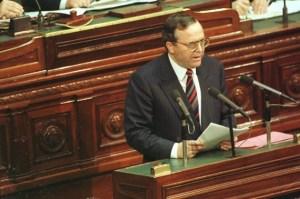 martens parlement